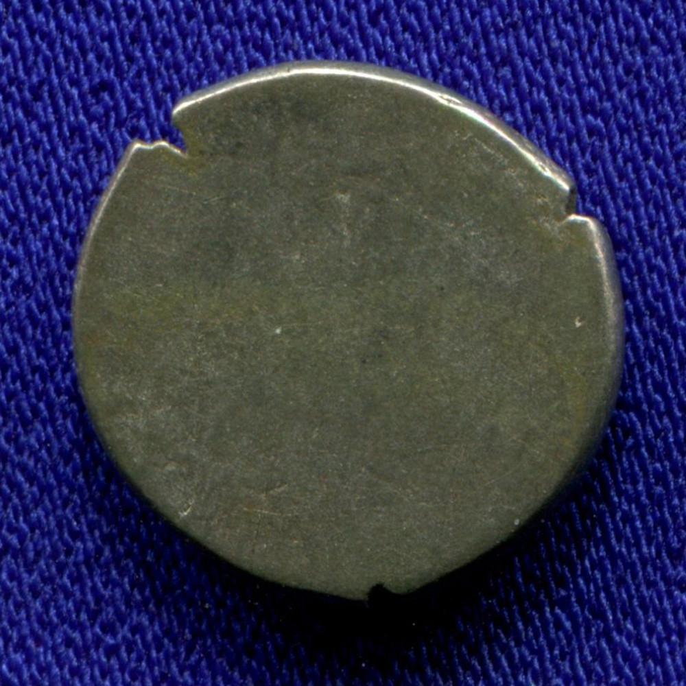 Камбоджа 2 пе (1/2 фуанга) 1847-60 VF - 1