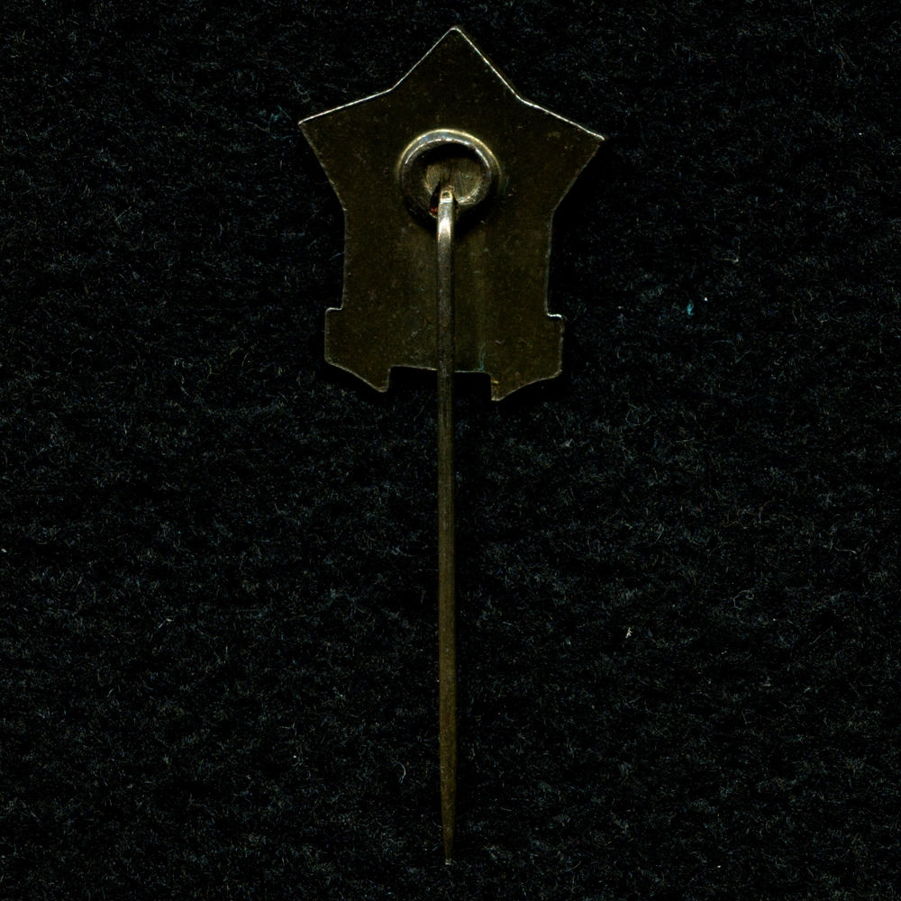 Значок «РСО» Тяжелый металл Эмаль Иголка - 1