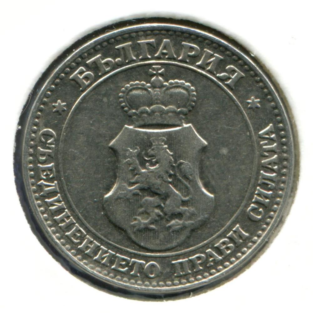 Болгария 20 стотинок 1912 GXF - 1