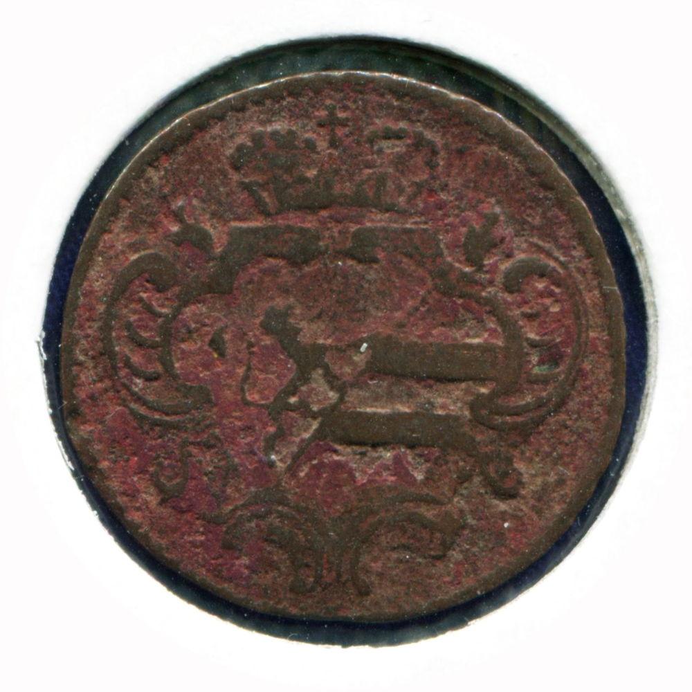 Италия/Гориция 1 сольдо 1769 VG  - 1