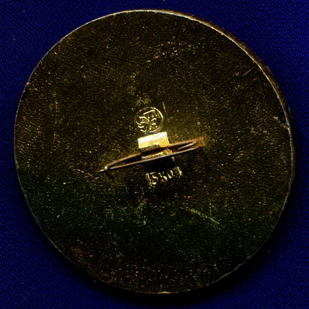 Детский значок «Конный цирк Вольтижировка» Легкий металл Булавка - 1