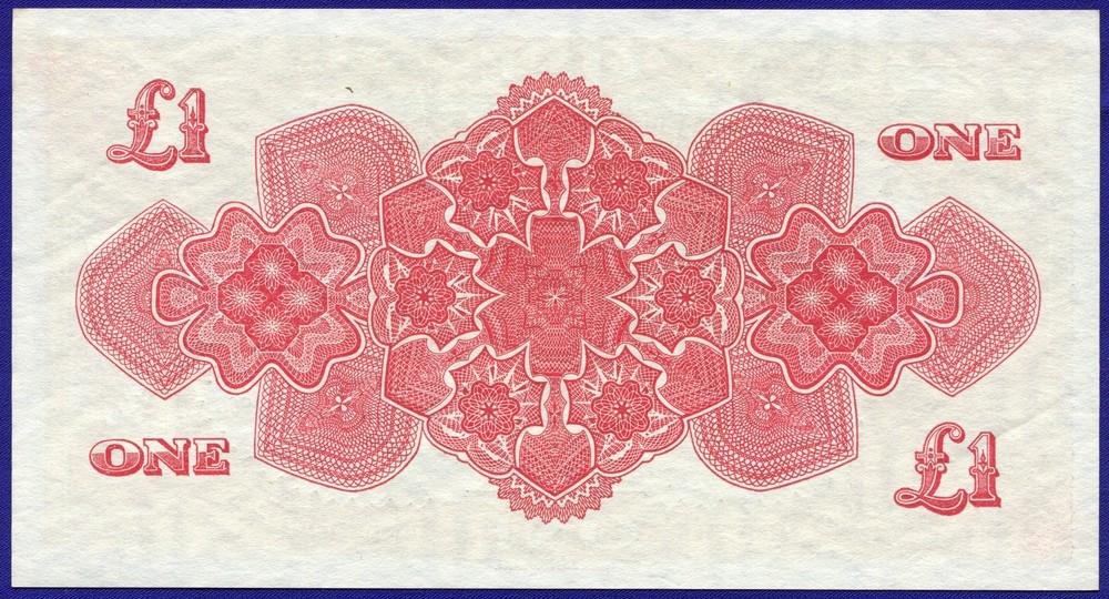 Тонга 1 фунт 1966 #11e UNC - 1