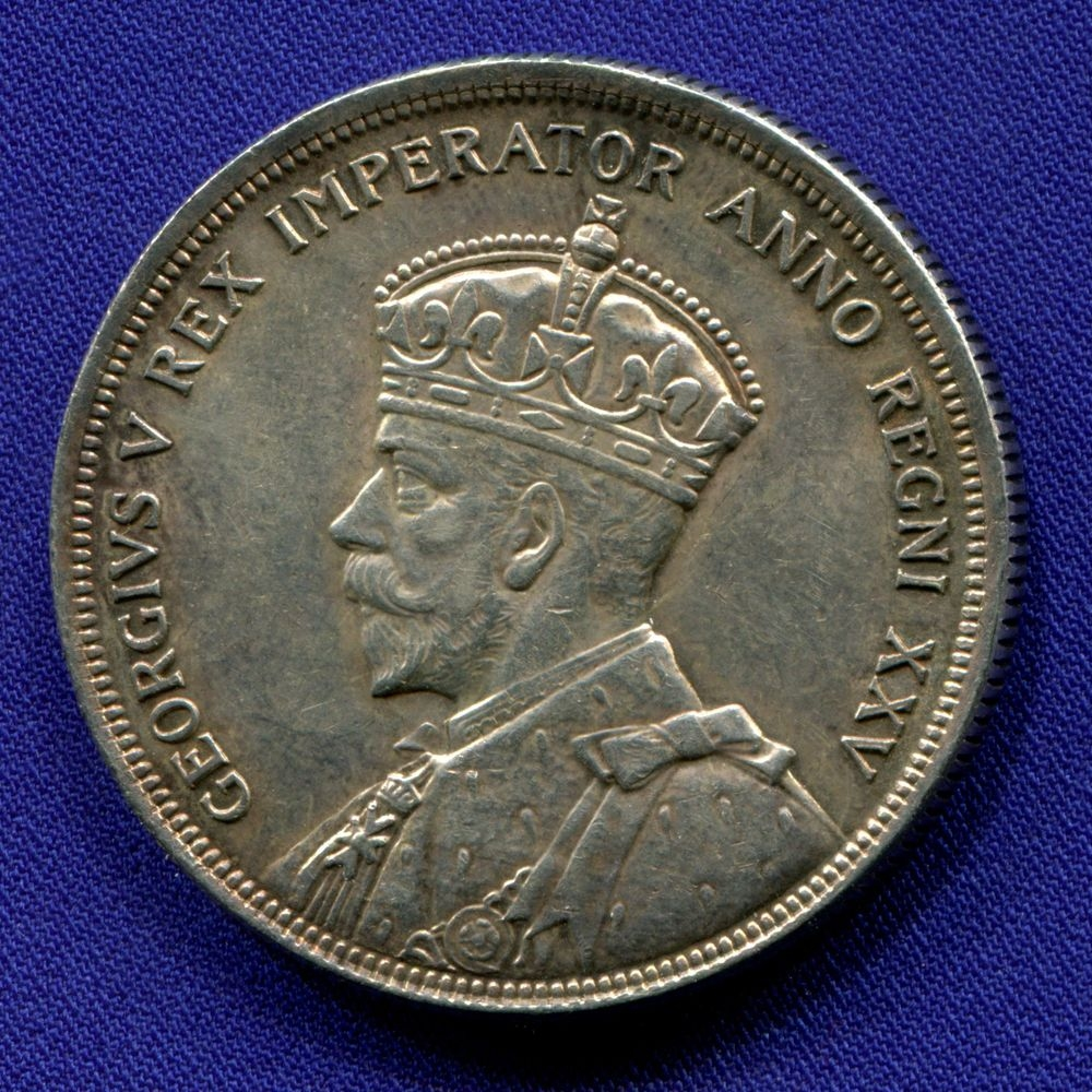 Канада 1 доллар 1935 XF  - 1