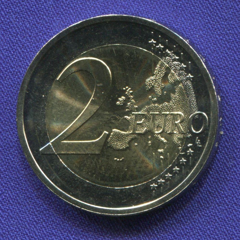 Литва 2 евро 2016 UNC Балтийская культура  - 1