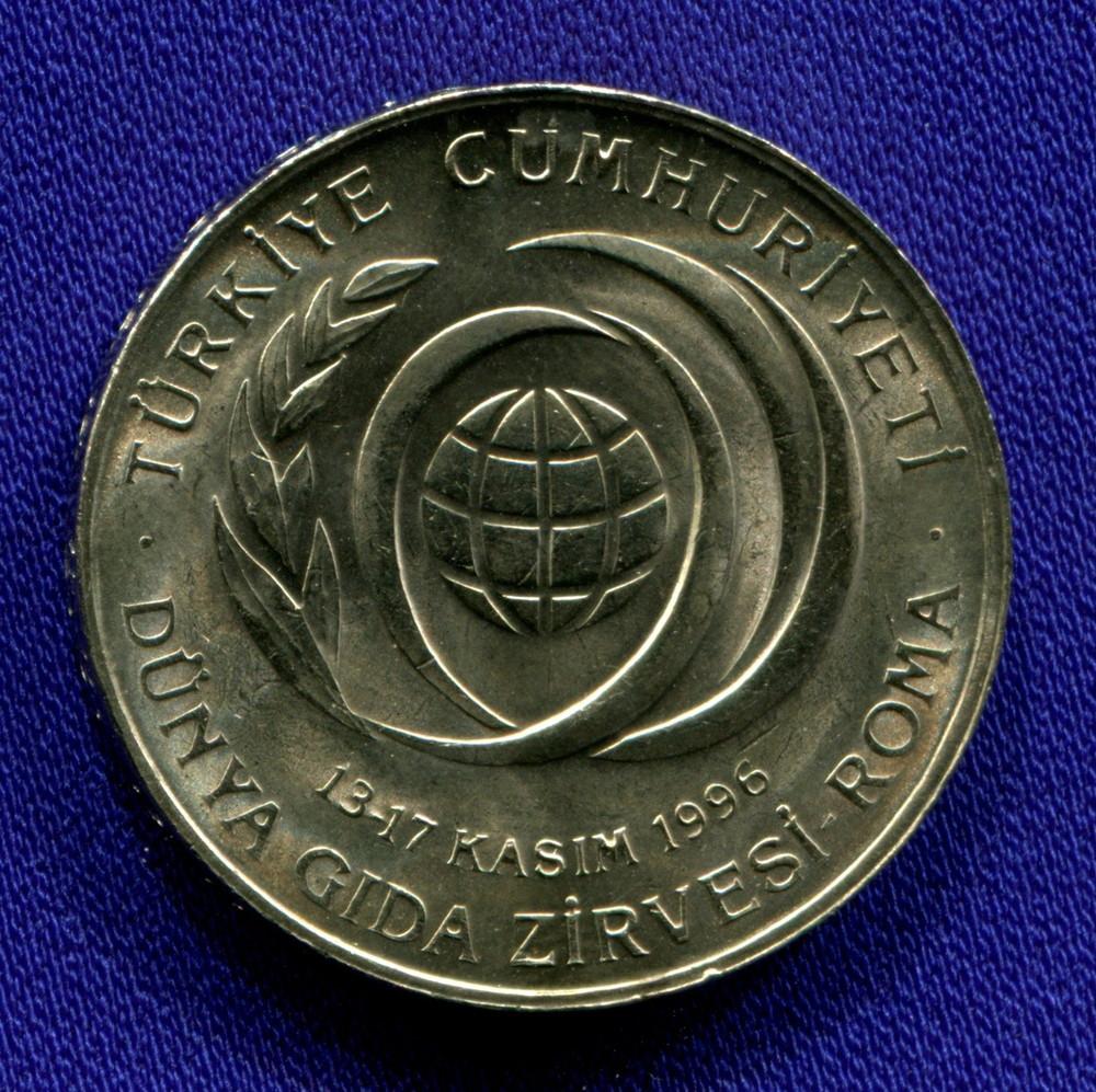 Турция 50 лир 1996 UNC - 1
