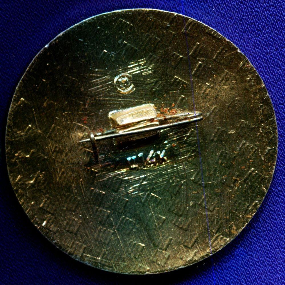 Детский значок «Буратино» Легкий металл Булавка - 1