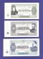 Набор расчетных билетов / Союз бонистов / 2015 года / 6 штук / С водяными знаками / UNC - 3