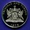Тринидад и Тобаго 10 долларов 1975 Proof  - 1